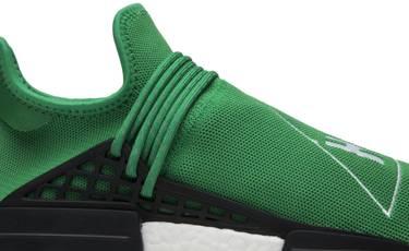 c369fe654783 Pharrell x NMD Human Race  Green  - adidas - BB0620