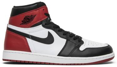 dd1dd0f294fd5f Air Jordan 1 Retro High OG  Black Toe  2016 - Air Jordan - 555088 ...