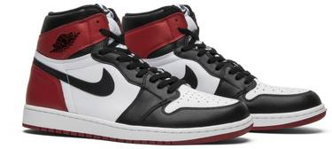 competitive price ca611 190f6 Air Jordan 1 Retro High OG  Black Toe  2016