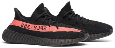 23a2f04ba6d60 Yeezy Boost 350 V2  Red  - adidas - BY9612