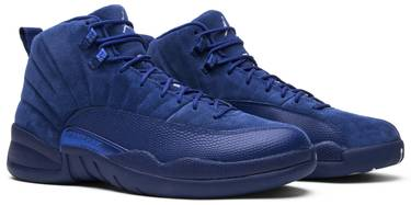 new product 5b269 2a1cc Air Jordan 12 Retro 'Deep Royal'