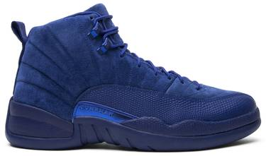 new product 2f160 e7b13 Air Jordan 12 Retro 'Deep Royal'