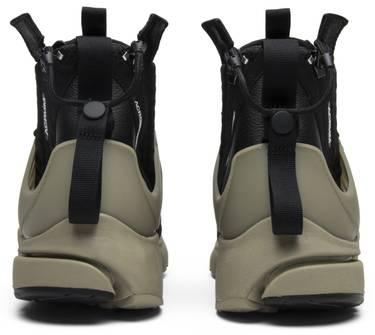 8094d83957ce Acronym x Air Presto Mid  Bamboo  - Nike - 844672 001