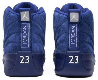 new product 3ae81 c6840 Air Jordan 12 Retro 'Deep Royal'