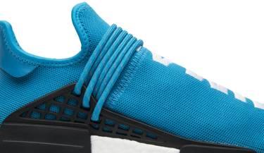 Pharrell x NMD Human Race  Blue  - adidas - BB0618  97792f519