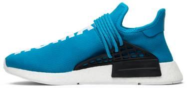 b3f5a5381958f Pharrell x NMD Human Race  Blue  - adidas - BB0618