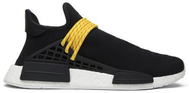 85b534596a628 Pharrell x NMD Human Race  Black  - adidas - BB3068