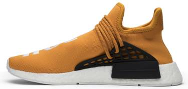 d1b469c6fce60 Pharrell x NMD Human Race  Orange  - adidas - BB3070