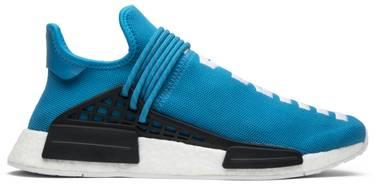 cb851839a Pharrell x NMD Human Race  Blue  - adidas - BB0618
