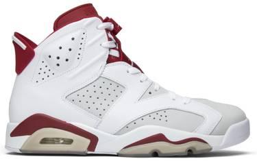 a0cc38acbe7 Air Jordan 6 Retro 'Alternate' - Air Jordan - 384664 113 | GOAT