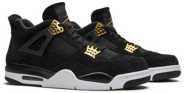 new style 8669c e1cd4 Air Jordan 4 Retro 'Royalty'