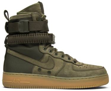 factory authentic dcd8c e67fc SF Air Force 1  Faded Olive . Nike