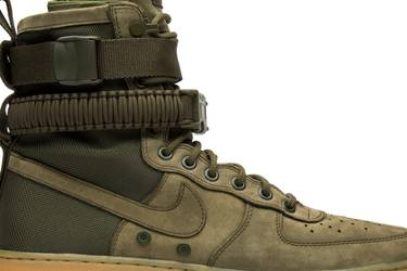 factory authentic dfdcd ab0cc SF Air Force 1  Faded Olive . Nike