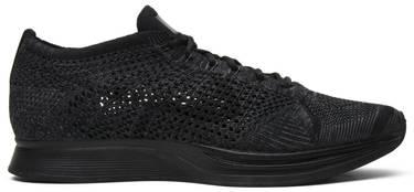 694eaf74f4c8 Flyknit Racer  Triple Black  - Nike - 526628 009