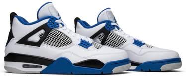 37773f89db4 Air Jordan 4 Retro 'Motorsports' - Air Jordan - 308497 117 | GOAT