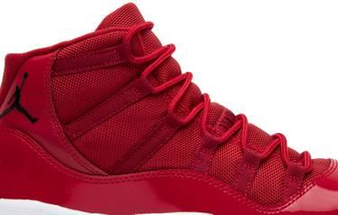 best sneakers eb85d fd342 Air Jordan 11 Retro GS 'Win Like '96'