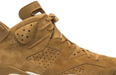 best service 1cb59 23c1c Air Jordan 6 Retro  Wheat