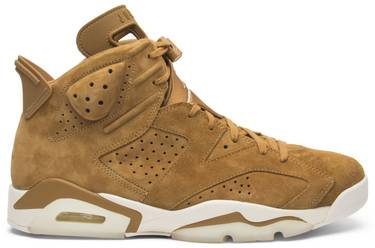 5ae8b9860fc738 Air Jordan 6 Retro  Wheat  - Air Jordan - 384664 705
