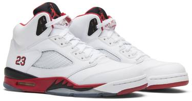 buy popular 01cf6 77c17 Air Jordan 5 Retro  Fire Red  2013