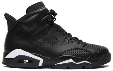 newest collection bff48 bc827 Air Jordan 6 Retro 'Black Cat'