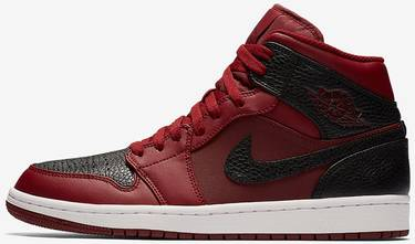 new style 344fe 7ab94 Air Jordan 1 Mid 'Reverse Banned'