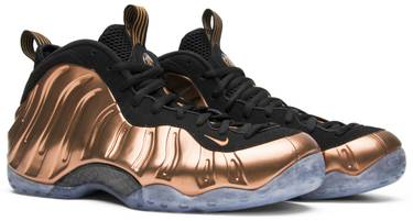 low priced 57490 d4049 Air Foamposite One 'Copper' 2017