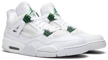 480f8b51e81ae8 Air Jordan 4 Retro  Classic Green  2004 - Air Jordan - 308497 101