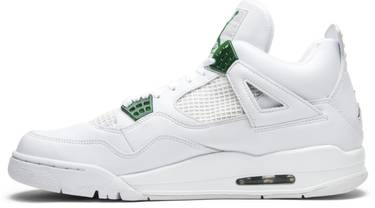 free shipping afb01 be4c5 Air Jordan 4 Retro 'Classic Green' 2004