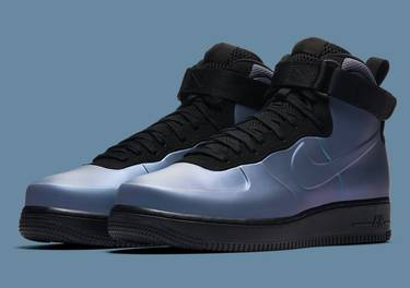 new product fe95b b2bcb Air Force 1 Foamposite  Light Carbon  2018