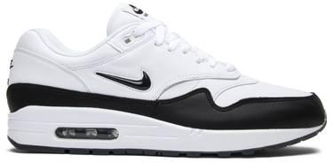 2208106722 Air Max 1 Premium SC Jewel 'Black Swoosh' - Nike - 918354 100 | GOAT