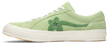 60bcd113a1fd Golf Le Fleur x One Star Ox  Jade Lime  - Converse - 160327C