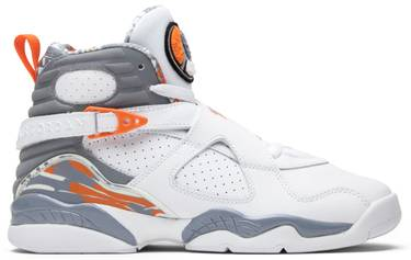 best service 76f53 8f70f Air Jordan 8 Retro GS  Orange Blaze