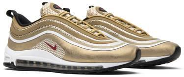 online retailer 03ebe 7c972 Air Max 97 Ultra 17  Metallic Gold