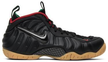 Foamposite Pro  Gucci . The Nike Foamposite Pro  Black ... ee8d10866