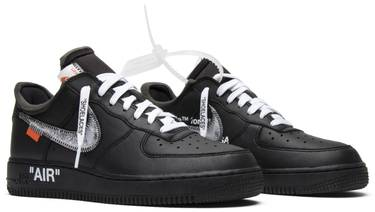 best sneakers 14ea7 08d40 OFF-WHITE x Air Force 1 Low '07 'MoMA'