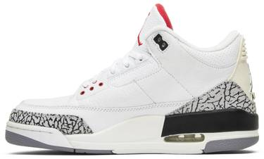 brand new 04a6e 2d2a0 Air Jordan 3 Retro 'White Cement' 2003
