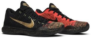 745cd6e1a08a Kobe 10 Elite Low  Christmas  - Nike - 802560 076
