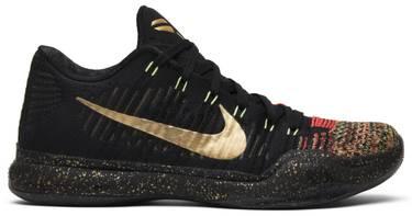 ad049259fc1b0 Kobe 10 Elite Low  Christmas  - Nike - 802560 076