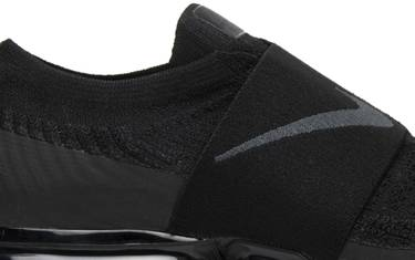 2aa4dc3f563 Wmns Air VaporMax Moc  Triple Black . The women s Nike ...
