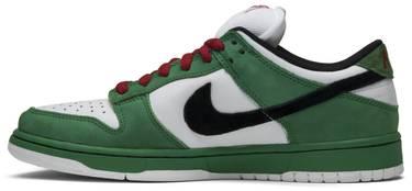 cheaper c2d89 f2f36 Dunk Low Pro SB 'Heineken' - Nike - 304292 302 | GOAT