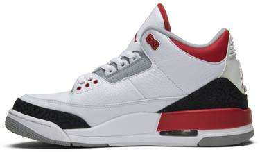 the latest 9db89 ca567 Air Jordan 3 Retro  Fire Red  2013. Released ...