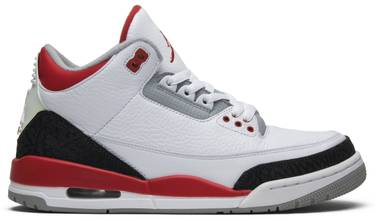 new style f2ed6 8947d Air Jordan 3 Retro  Fire Red  2013