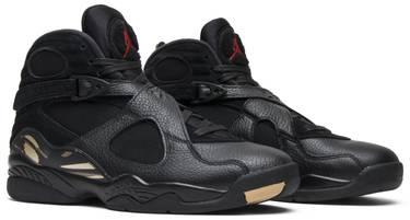 save off f2104 18c99 OVO x Air Jordan 8 Retro 'Black'