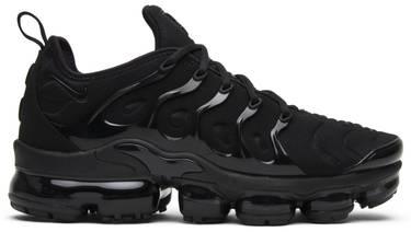 568c67ddf87 Air VaporMax Plus  Triple Black  - Nike - 924453 004