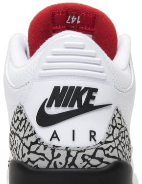 36bbc7a66396 Air Jordan 3 Retro NRG  Free Throw Line  - Air Jordan - 923096 101 ...