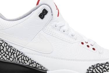 2ee6d58ee861 Air Jordan 3 Retro JTH NRG  White Cement  - Air Jordan - AV6683 160 ...