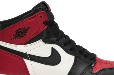 size 40 04e71 ef864 Air Jordan 1 Retro High OG BG 'Bred Toe'