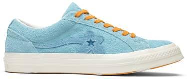 8e9e3ec4370 Golf Le Fleur x One Star Ox  Bachelor Blue  - Converse - 160326C