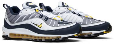 d9be5f0e917 Air Max 98  Tour Yellow  2018 - Nike - 640744 105