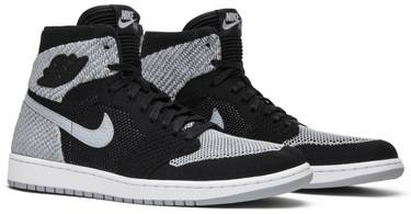reputable site 4bab0 5f7df Air Jordan 1 Retro High OG Flyknit  Shadow